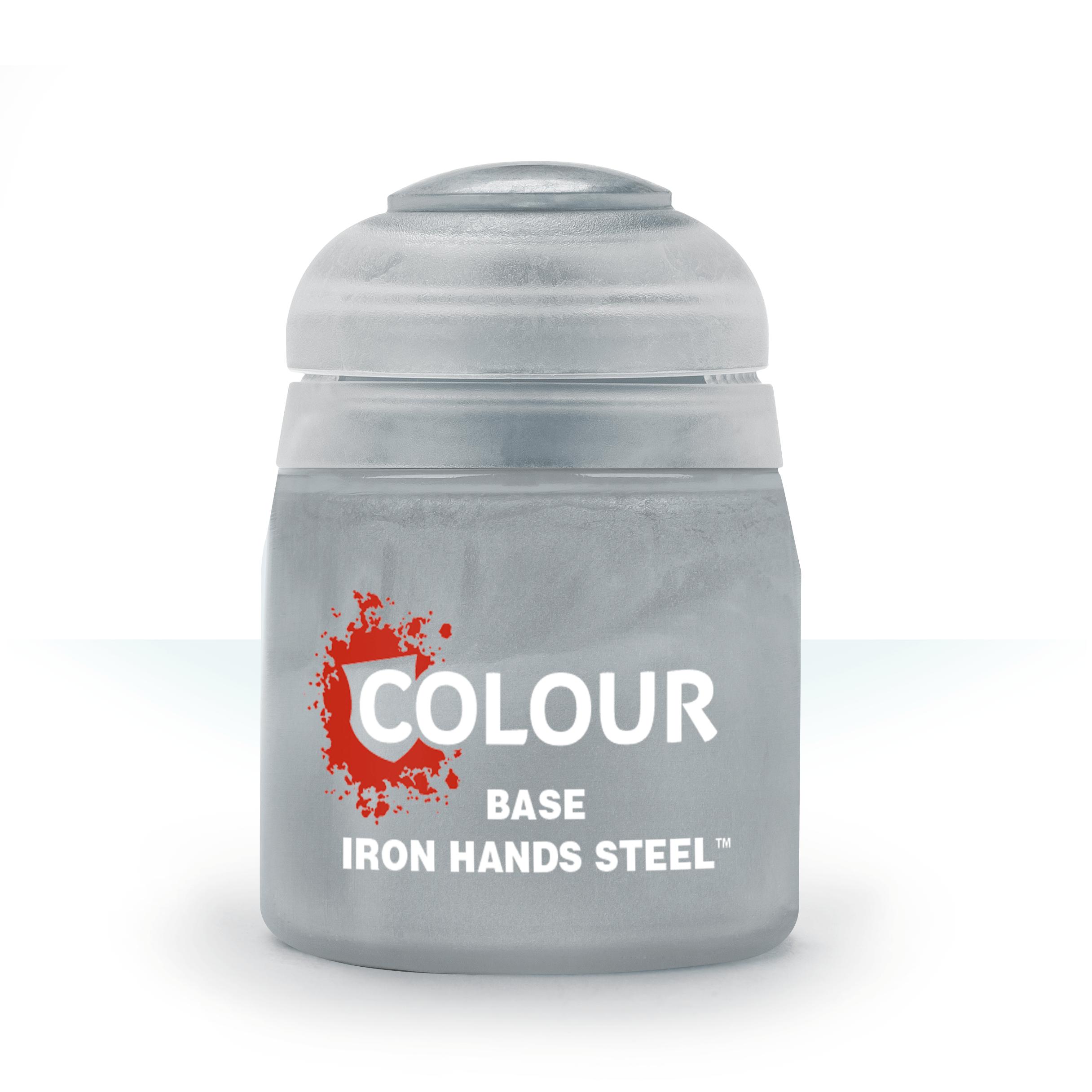 Ironhands Steel, Citadel Base 12ml