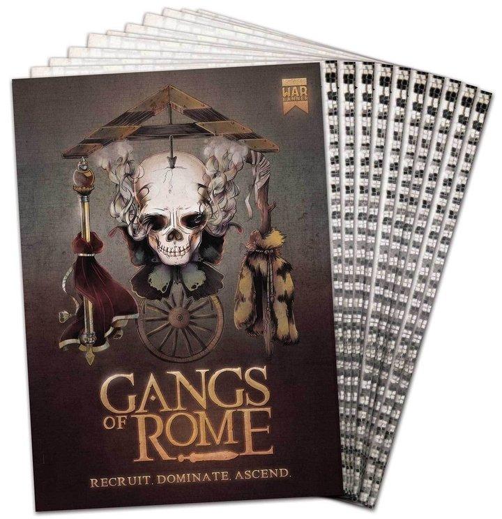 Rulebook, Gangs of Rome