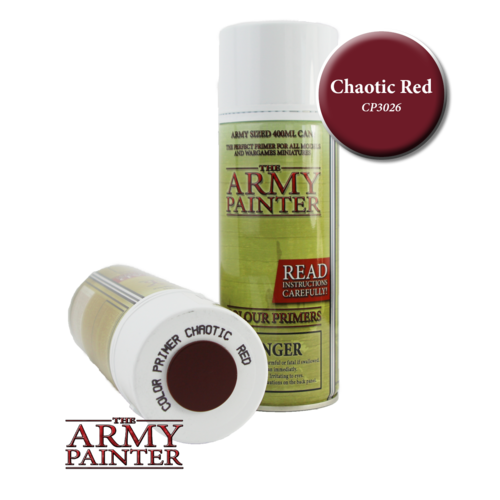 Chaotic Red Primer