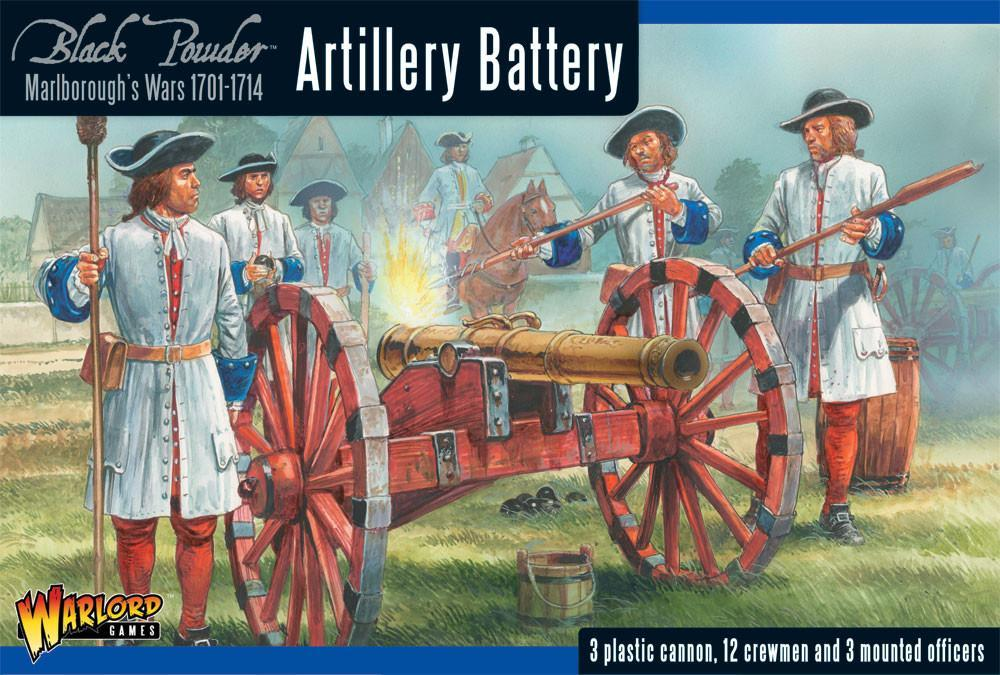Artillery Battery, MW