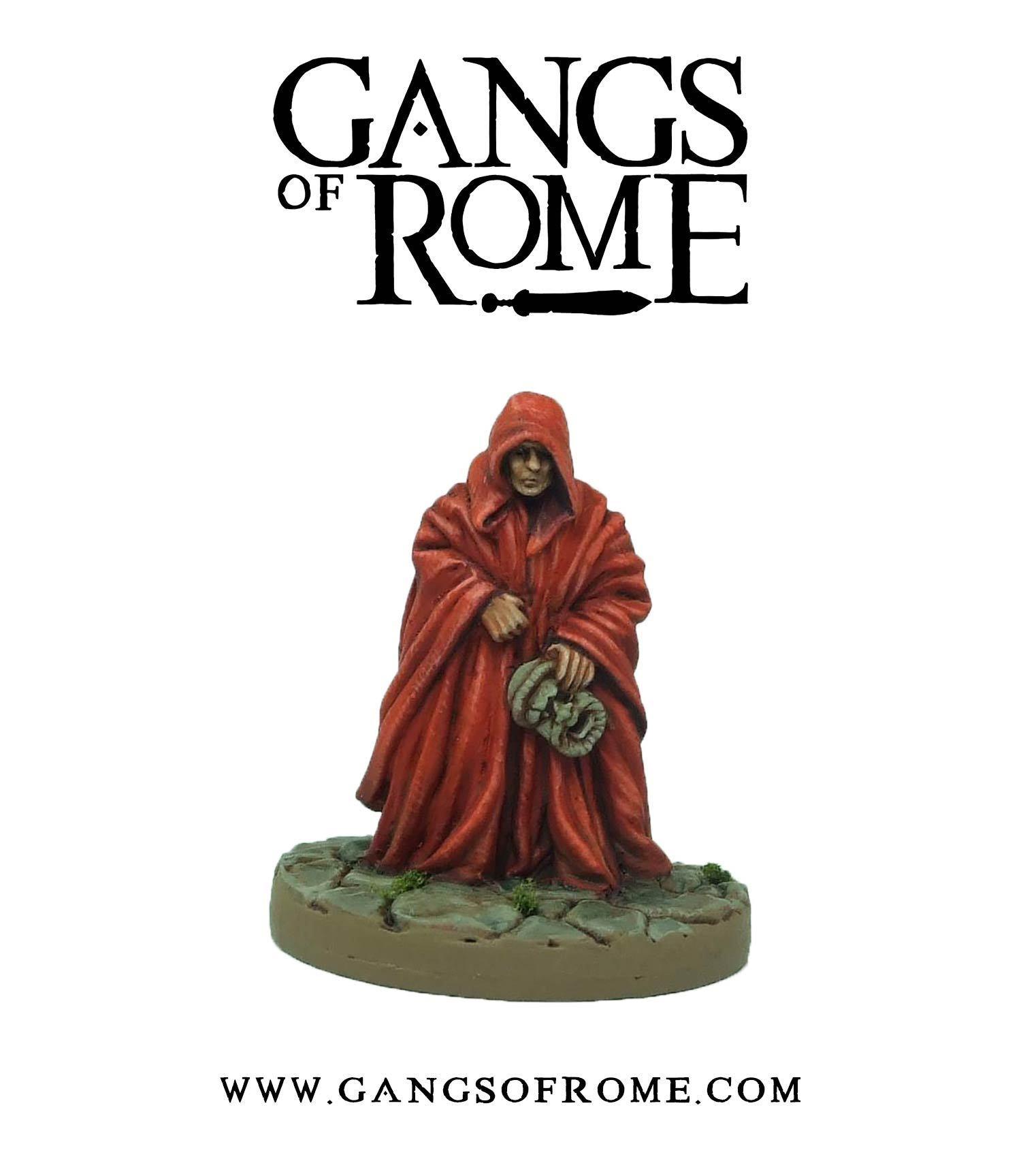 Agente, Gangs of Rome