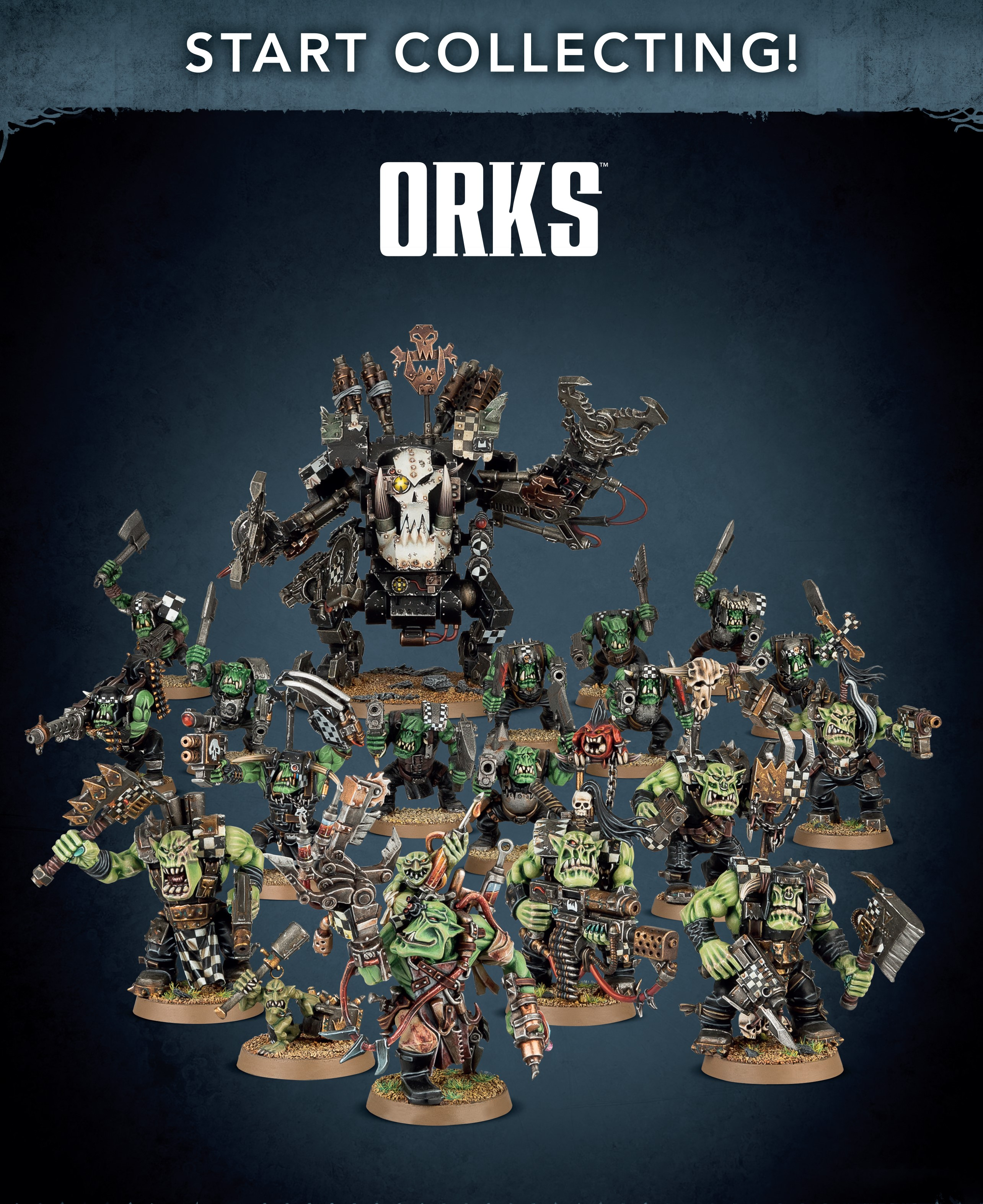 Orks, Start Collecting