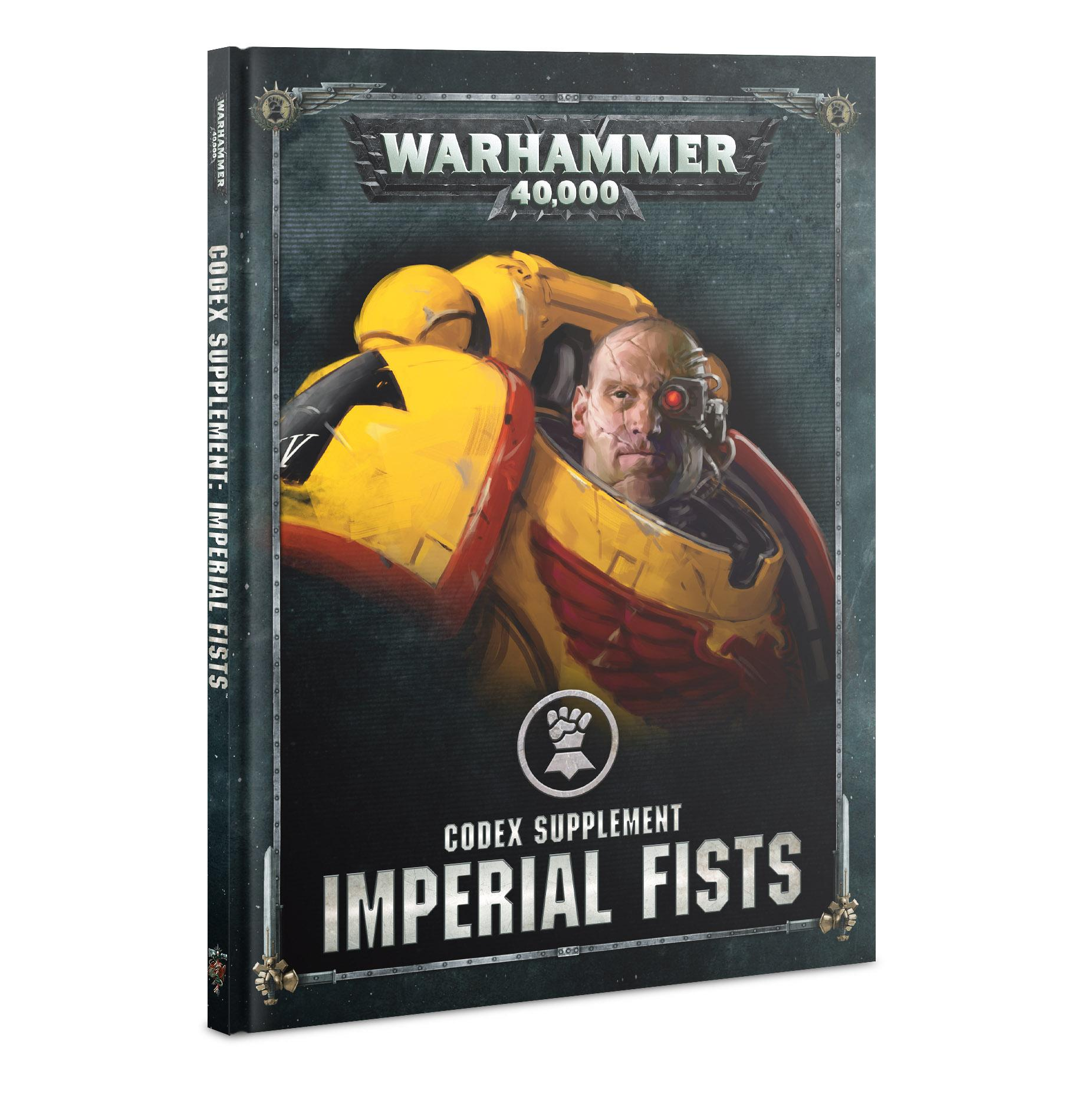 Imperial Fists Codex