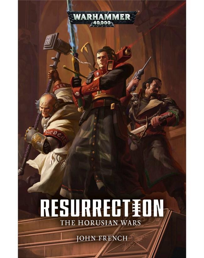 Resurrection The Horusian Wars, Black Library