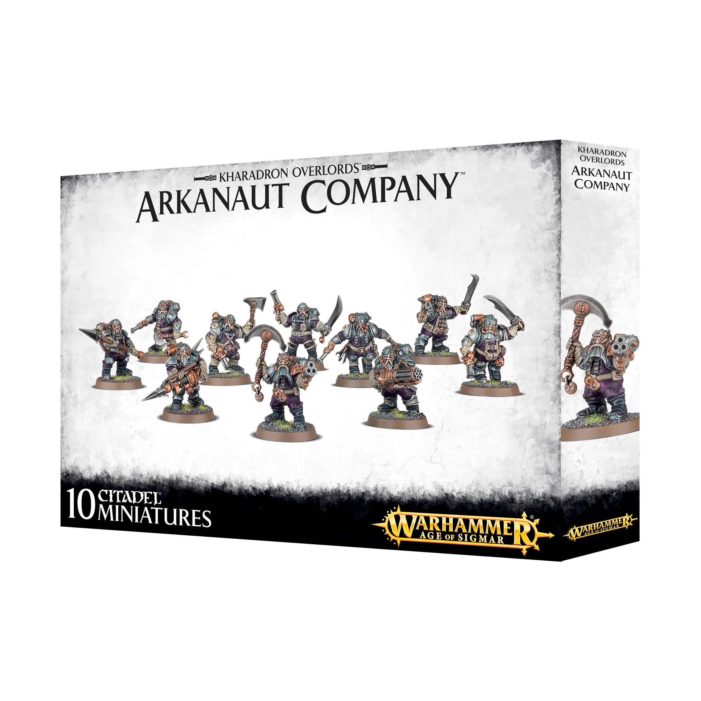 Arkanaut Company, Age of Sigmar