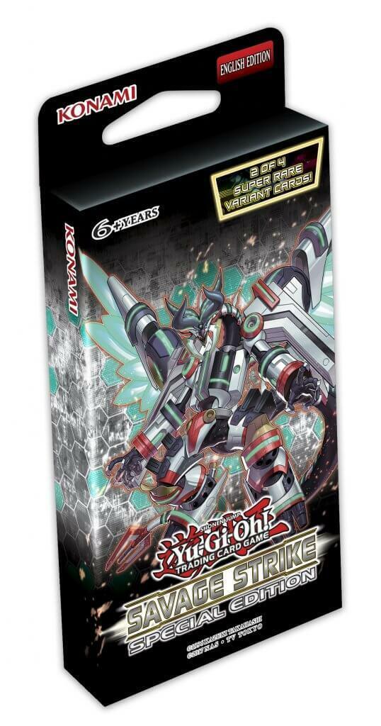 Savage Strike Special Edition Yu-Gi-Oh!