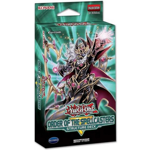 Order of the Spellcasters, Yu-Gi-Oh!