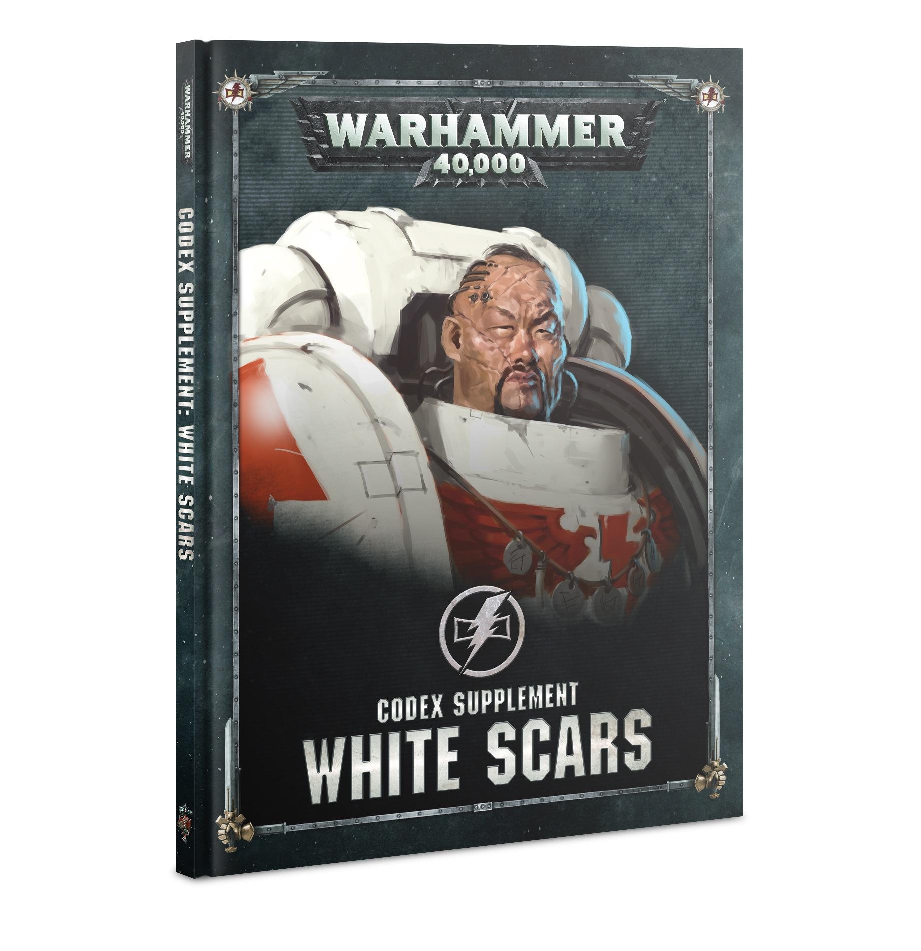 White Scars Codex