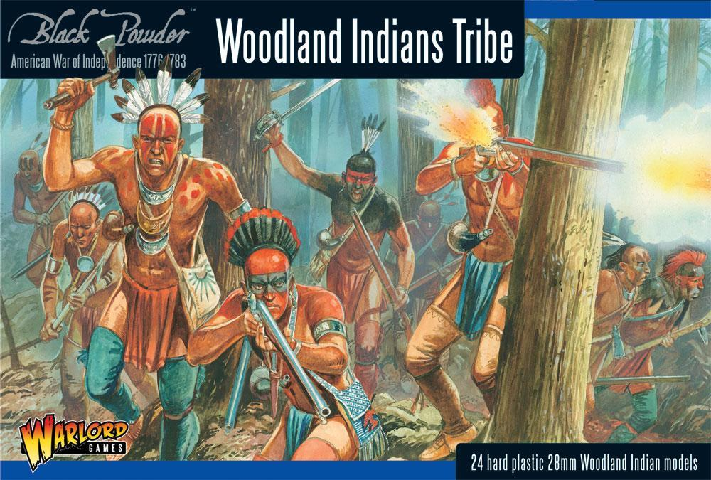 Woodland Indian Tribes, AWI
