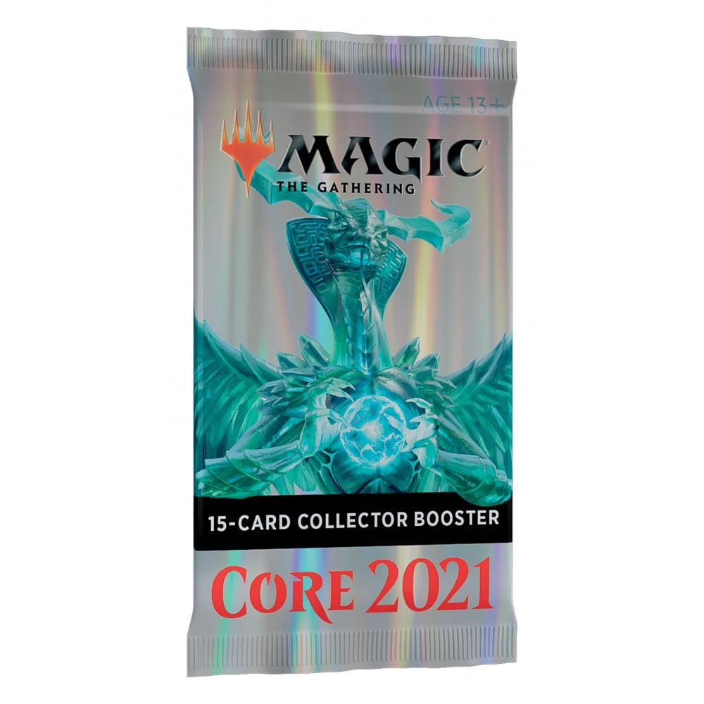 Core Set 2021 Collector Booster, Magic the Gathering