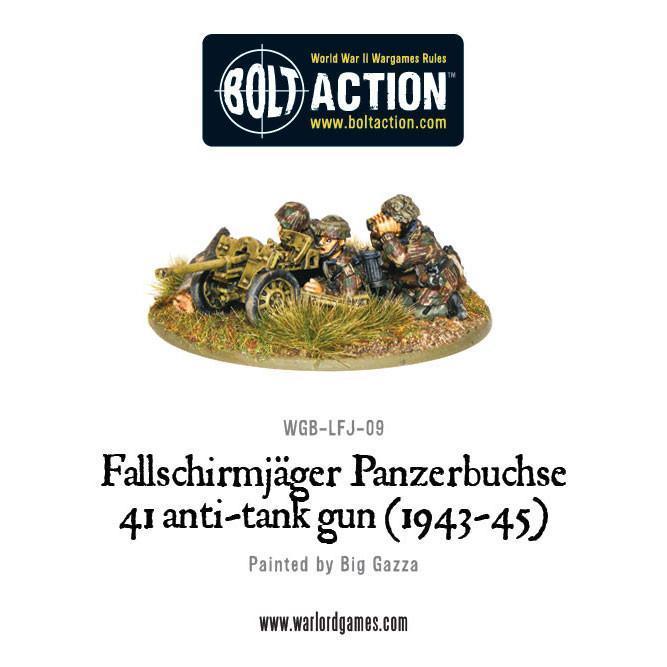 Fallschirmjager Panzerbüchse 41 Anti-Tank Gun