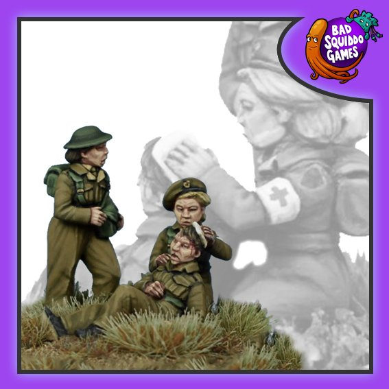 British Field Medics, Bad Squiddo Games