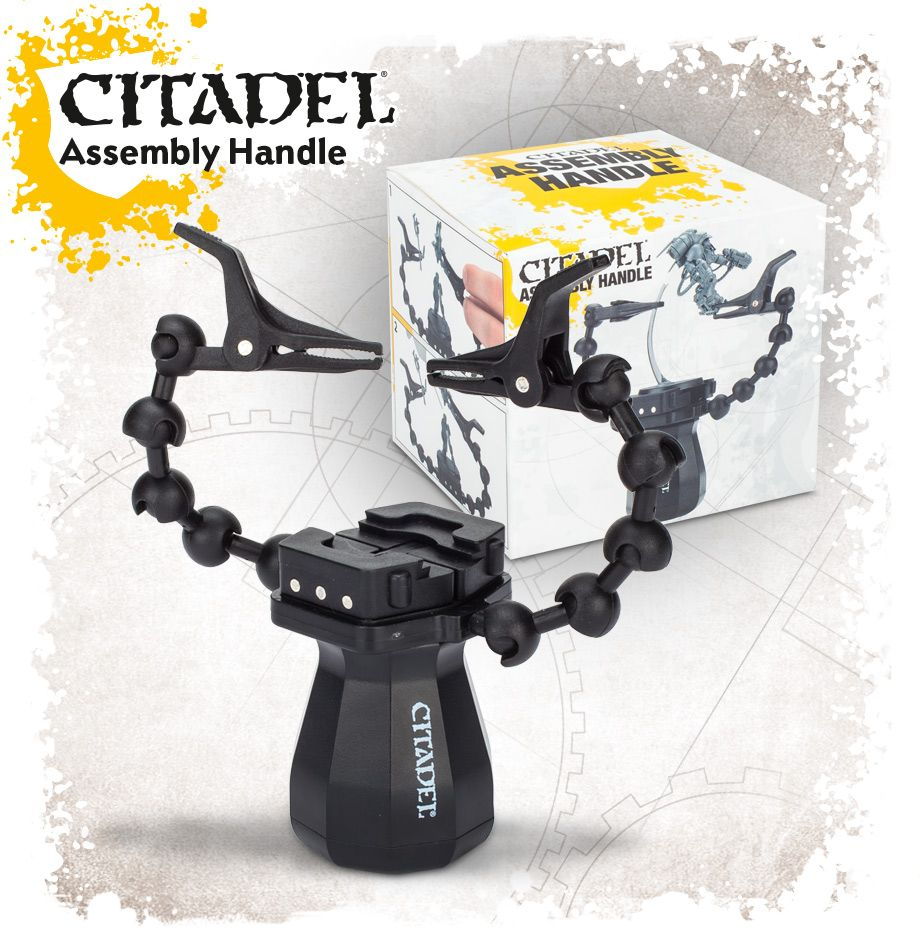 Assembly Handle Citadel
