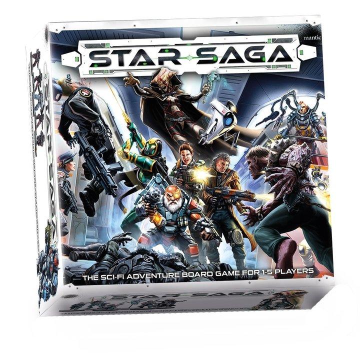The Eiras Contract, Star Saga