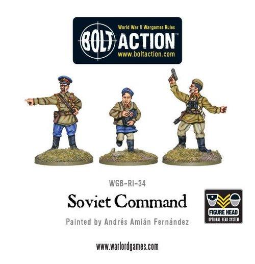 Command, Soviet Army