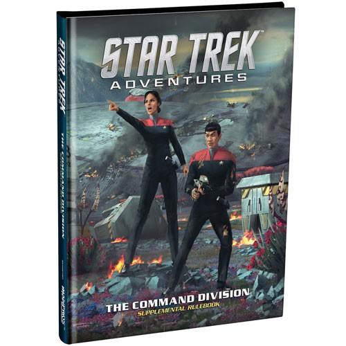 Command Division Supplement Star Trek