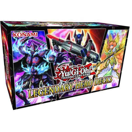 Legendary Hero Decks, Yu-Gi-Oh!