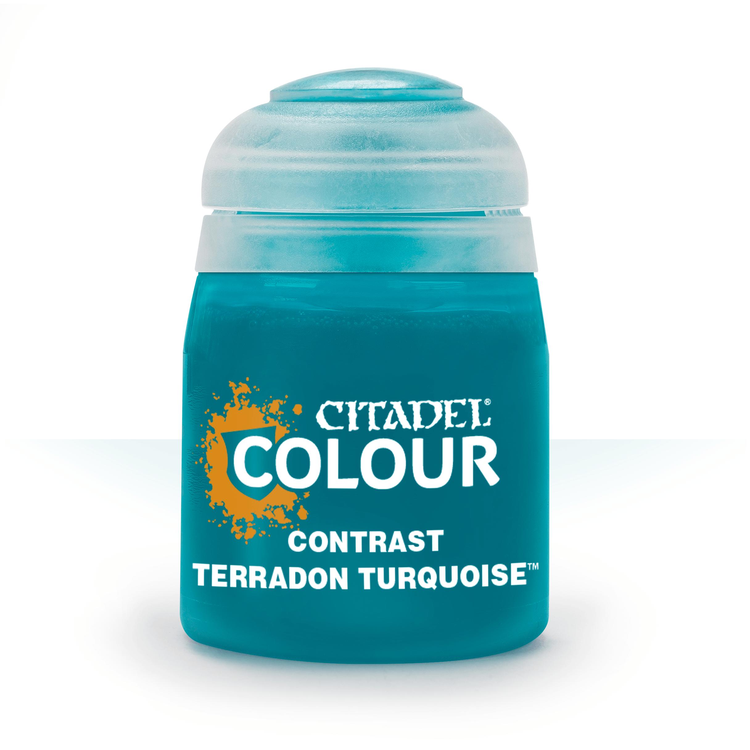 Terradon Turquoise, Citadel Contrast 18ml