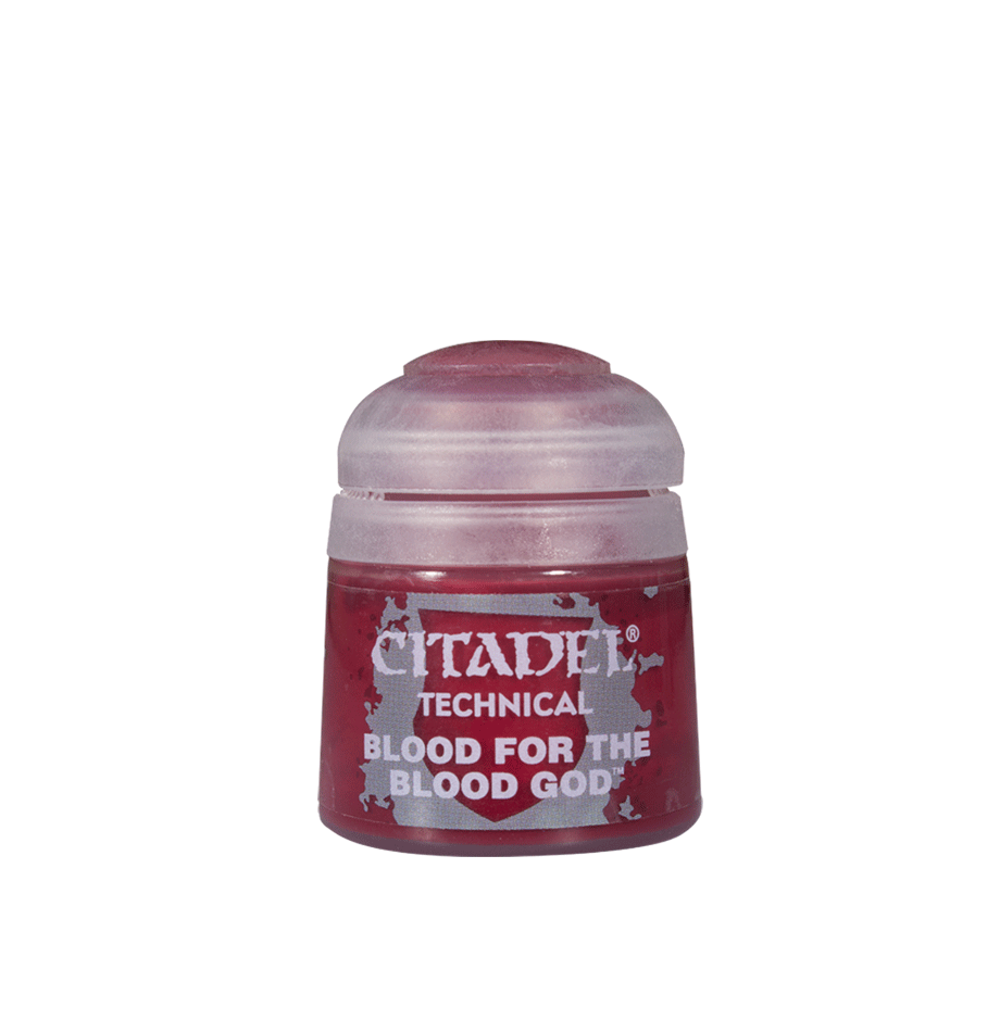 Blood for the Blood God, Citadel Technical 12ml