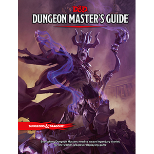 Dungeon Master's Guide, D&D