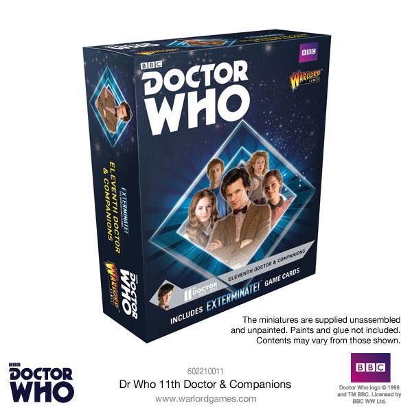 Eleventh Doctor & Companions