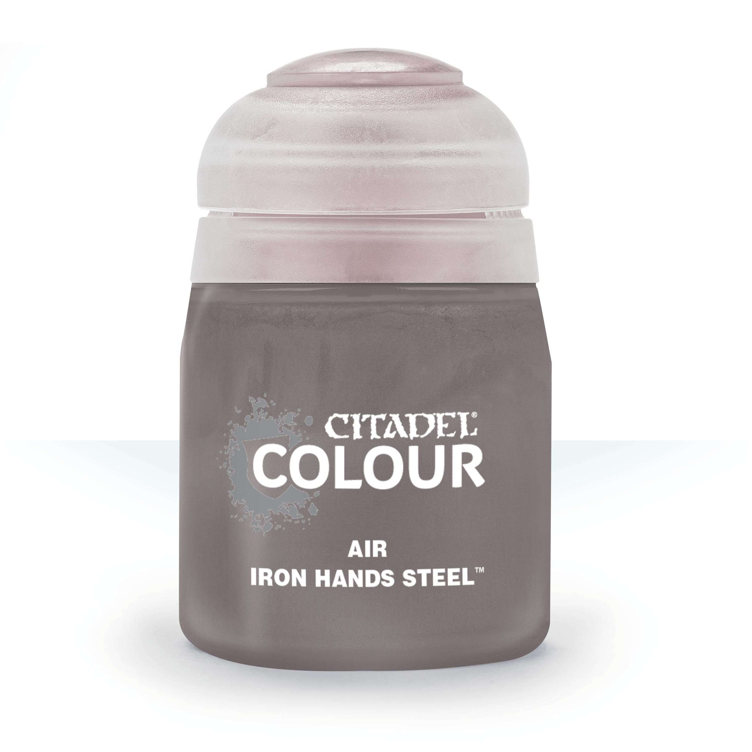 Ironhands Steel, Citadel Air 24ml