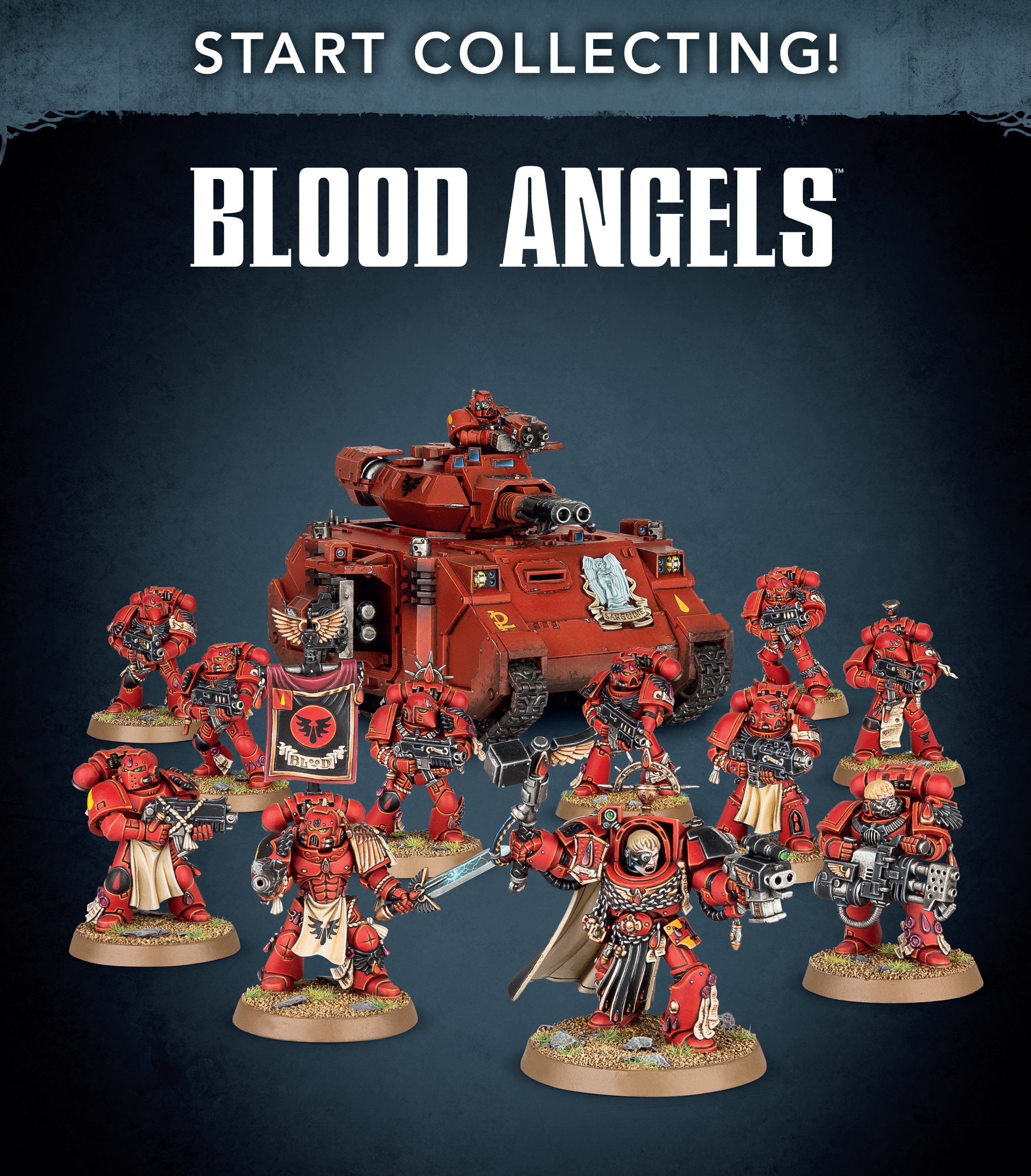 Blood Angels, Start Collecting