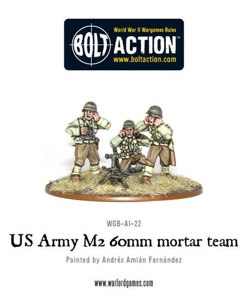 60mm Mortar Team USA