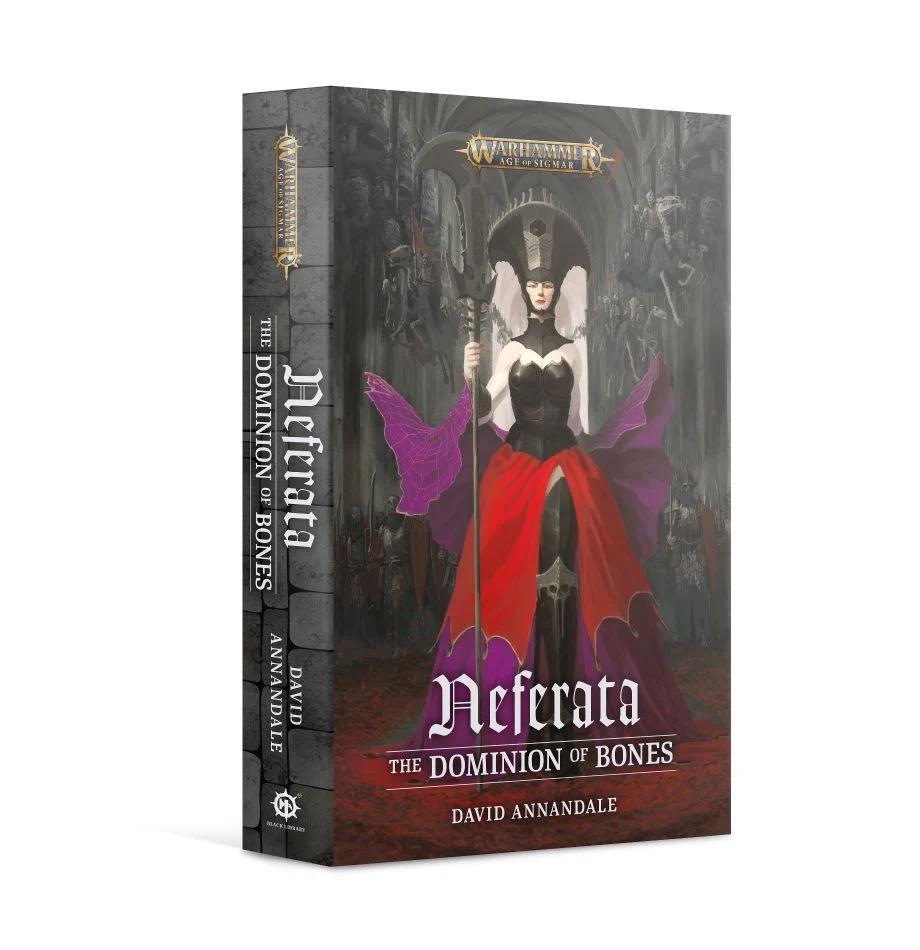 Neferata: The Dominion of Bones, Black Library
