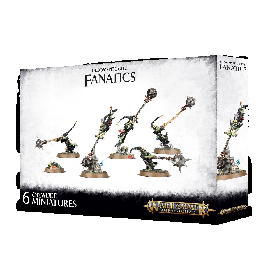Fanatics, Gloomspite Gitz