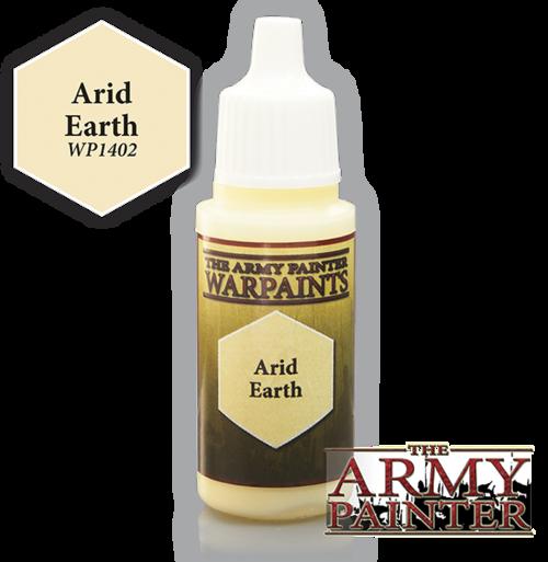 Arid Earth, Army Painter