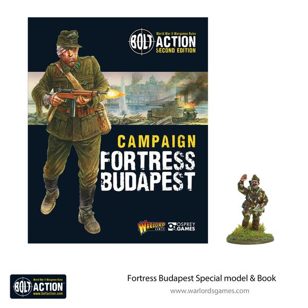 Fortress Budapest, Campaign Book