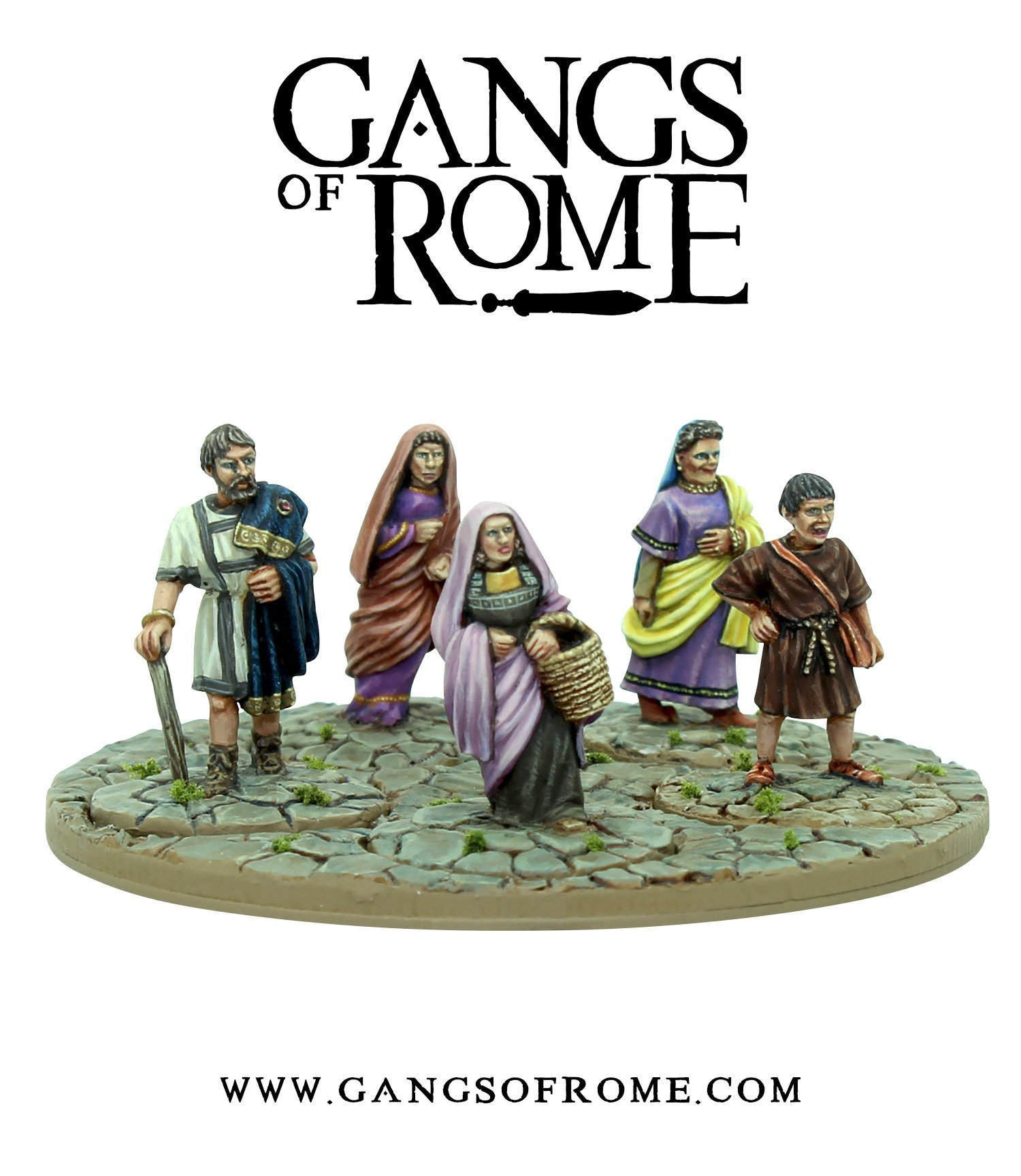 Mob Primus, Gangs of Rome