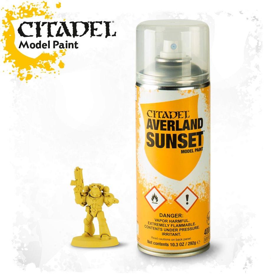 Averland Sunset Spray