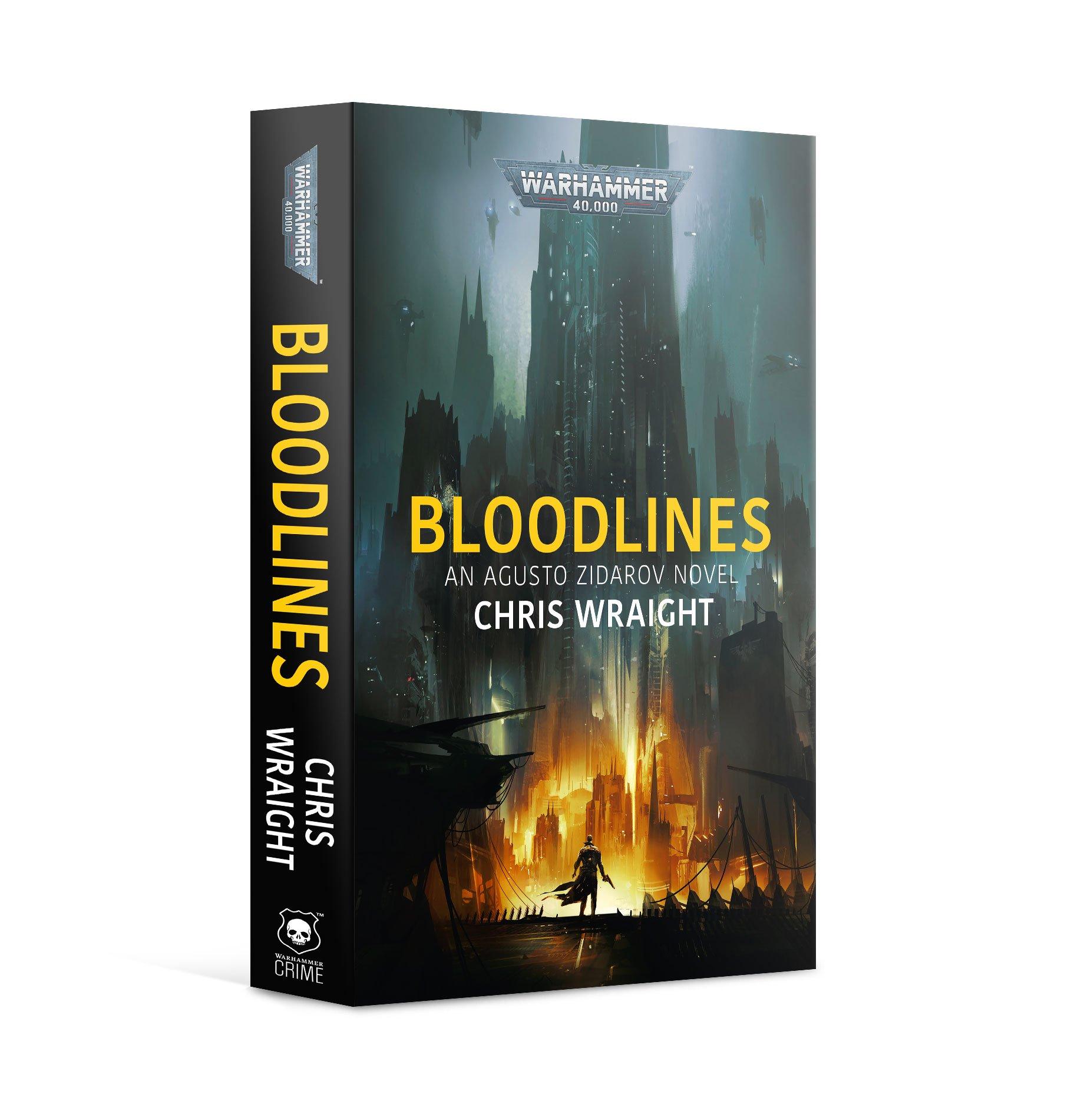 Bloodlines, Black Library