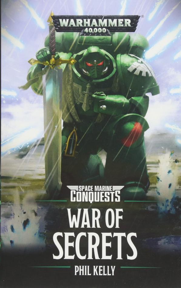 War Of Secrets, Black Library