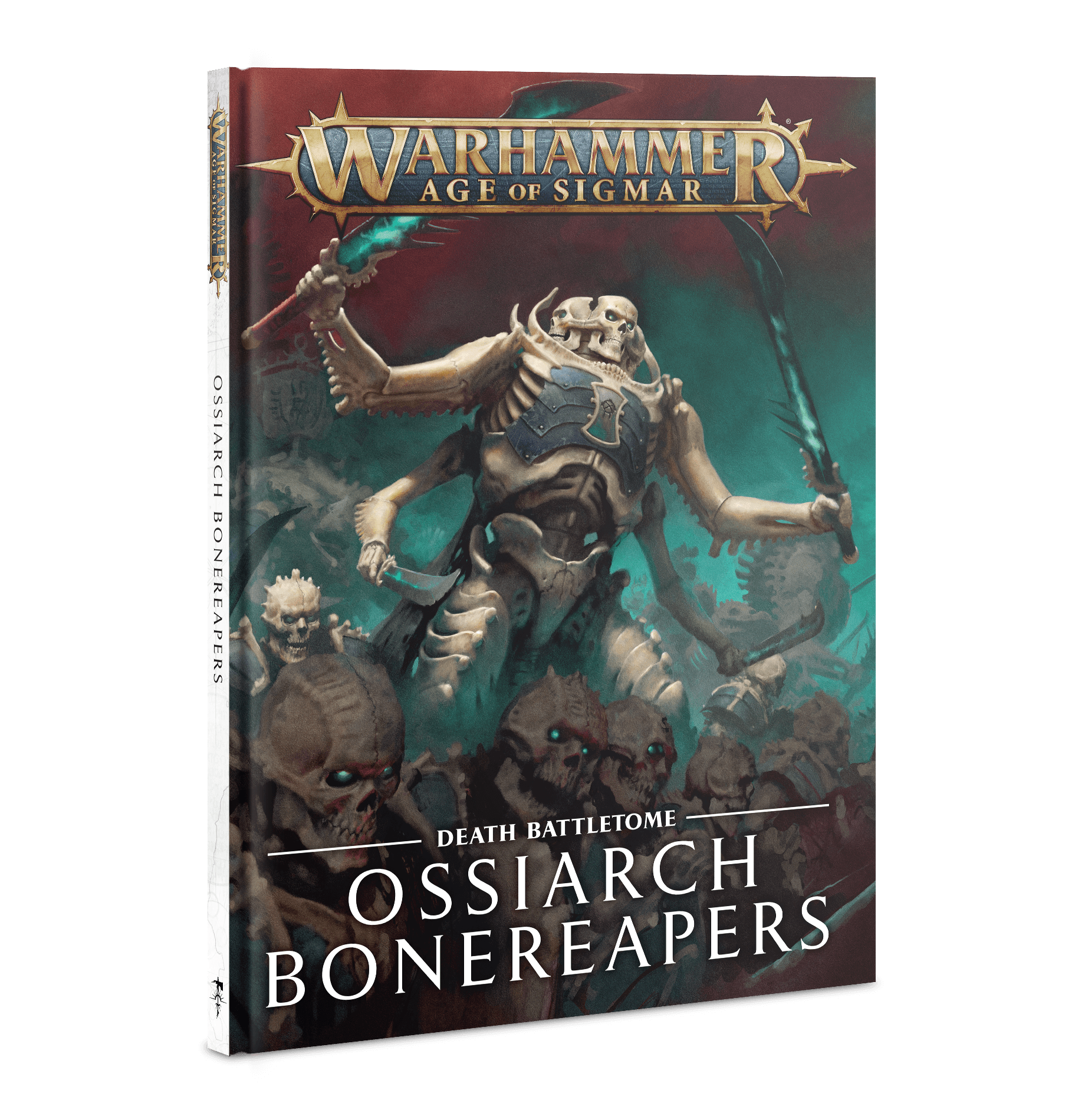 Ossiarch Bonereapers, Battletome