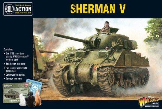 Sherman V Plastic Tank