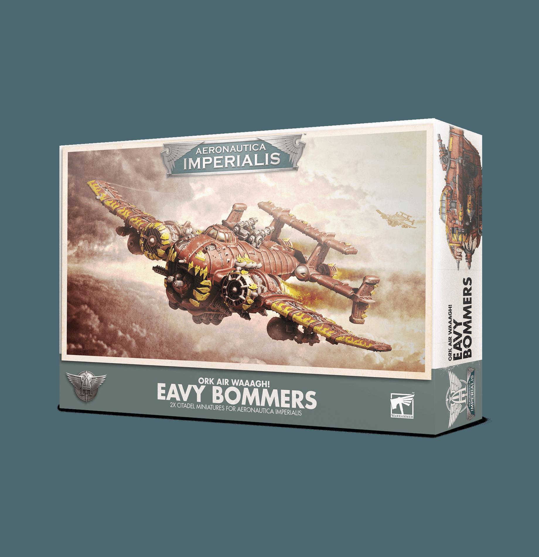 'Eavy Bommerz, Ork Air Waaagh! Aeronautica Imperialis