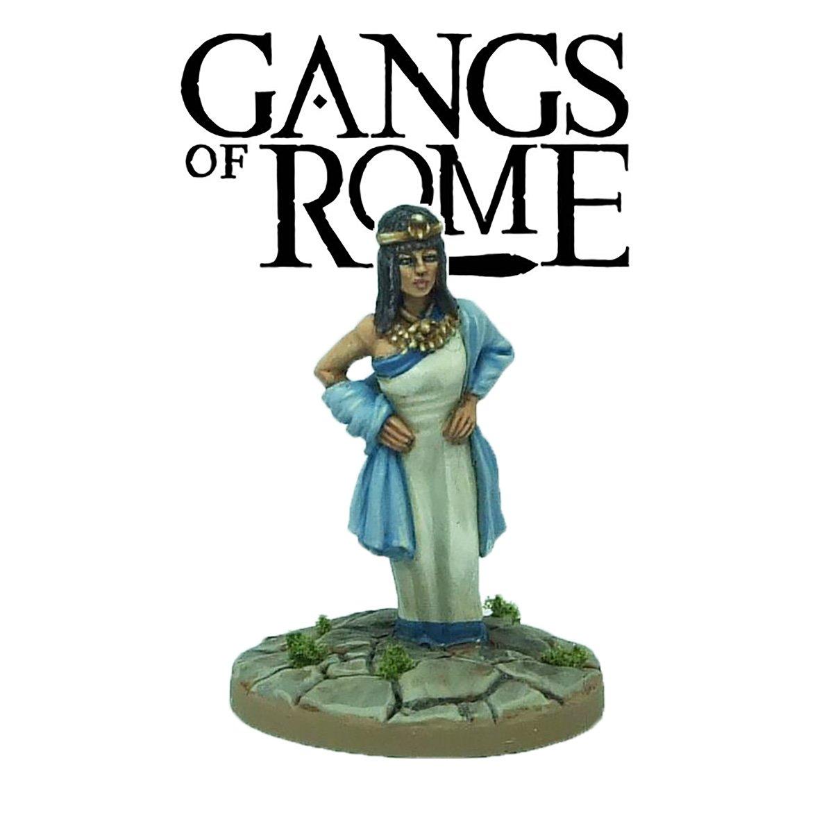 Egyptian Domina, Gangs of Rome