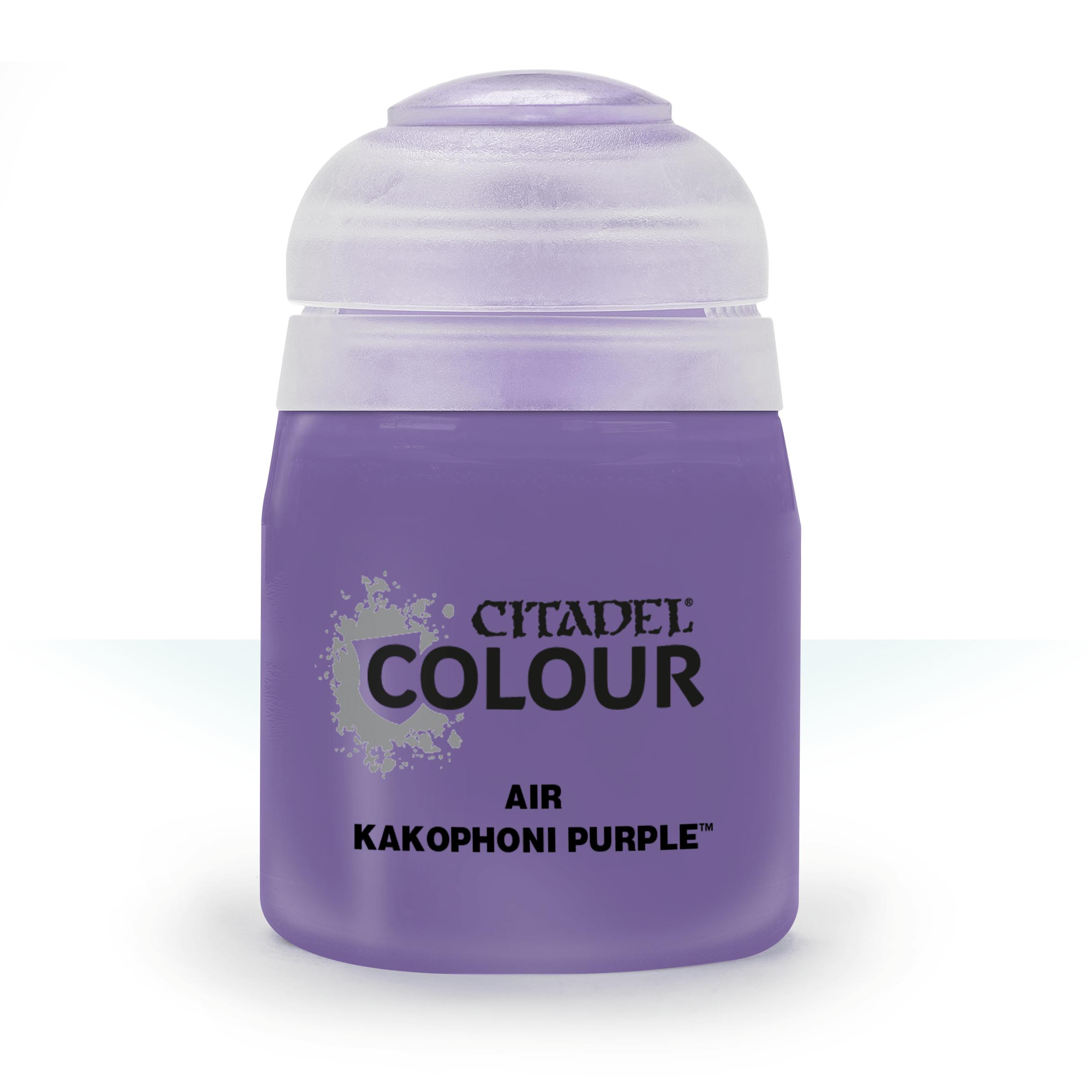 Kakophoni Purple, Citadel Air 24ml