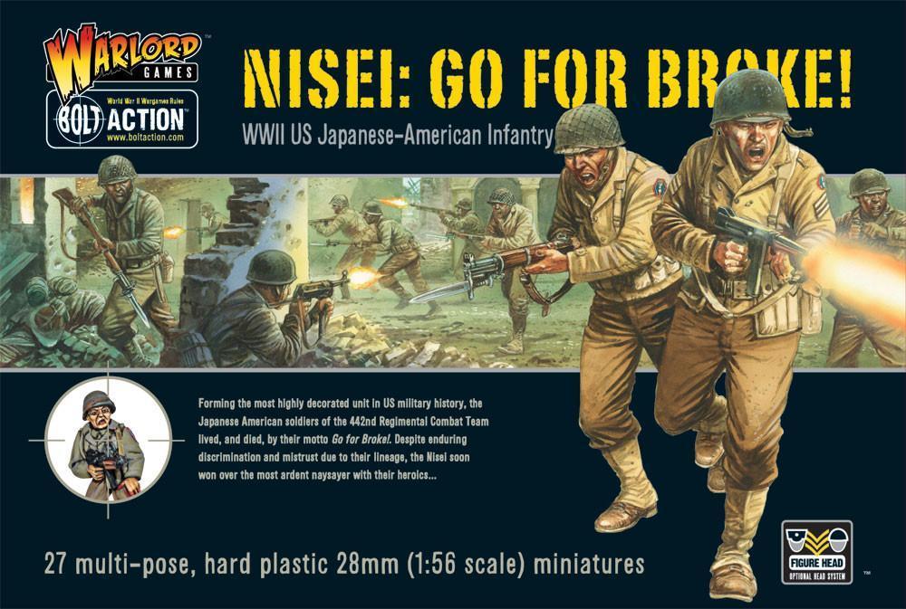 Nisei: Go for Broke!