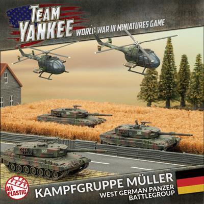 Kampfgruppe Muller Team Yankee