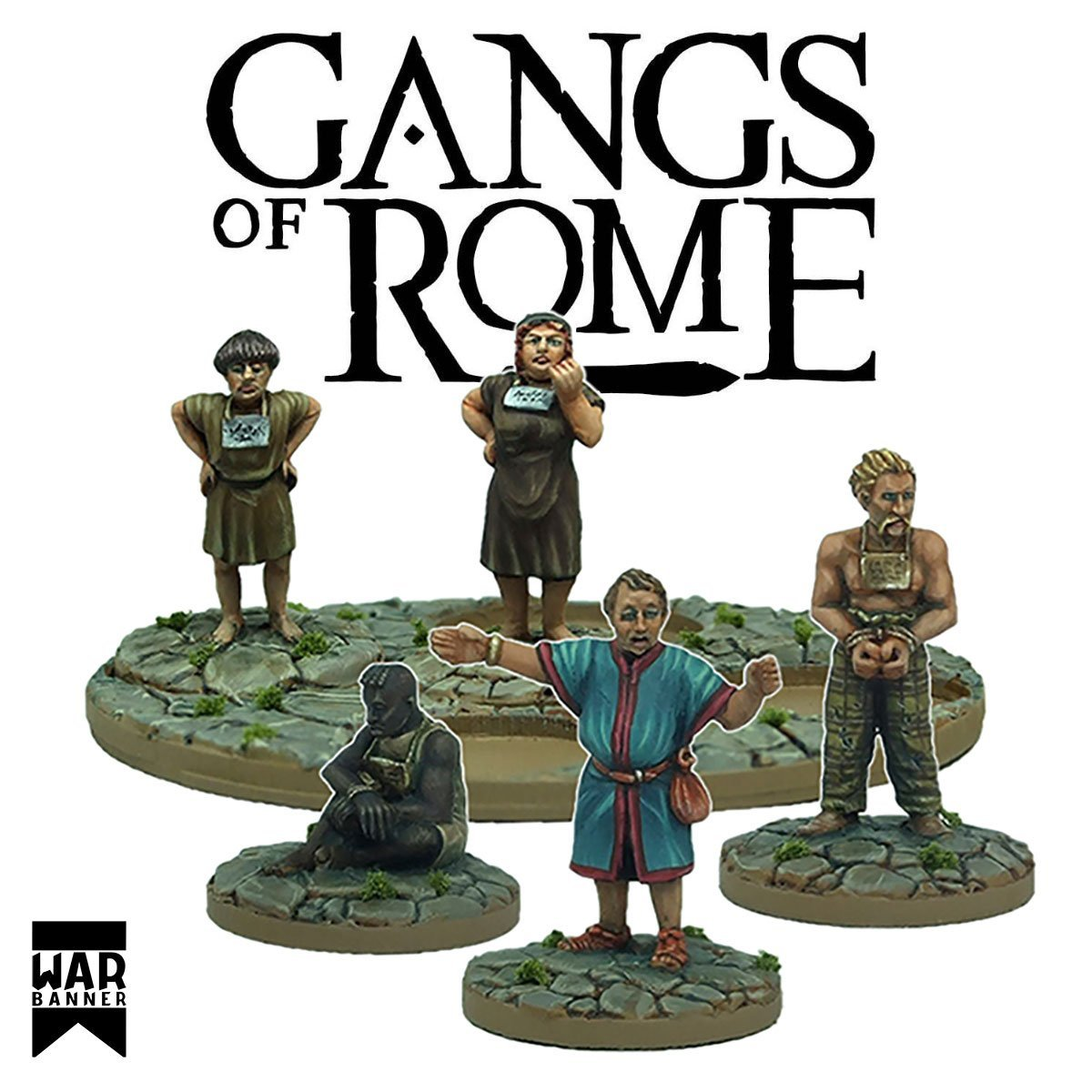 Slave Mob, Gangs of Rome