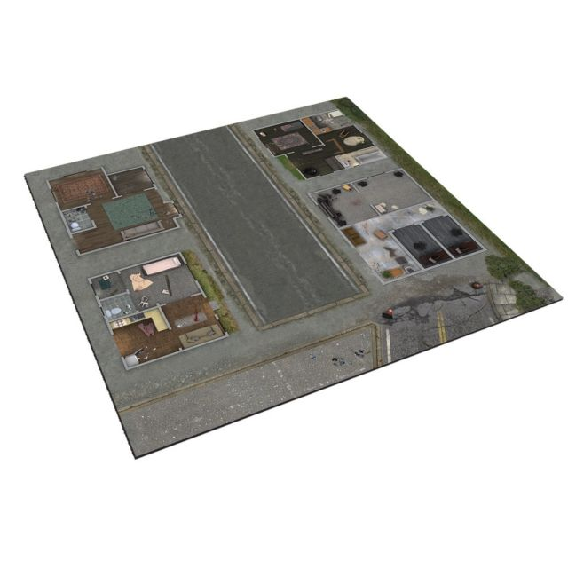 Woodbury, Deluxe Gaming Mat