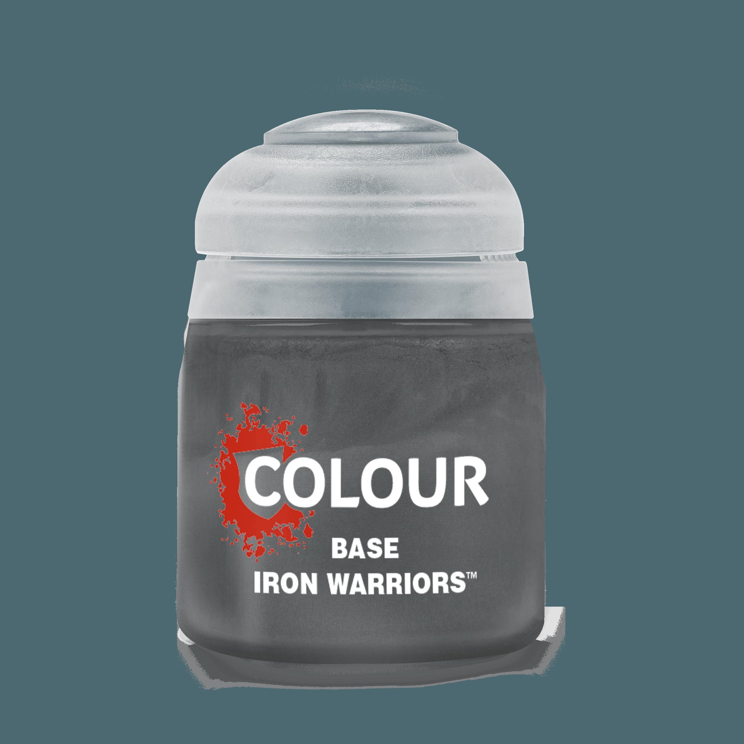 Iron Warriors, Citadel Base 12ml