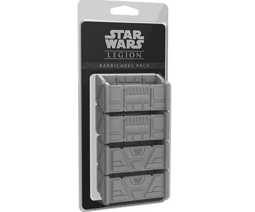 Barricades Pack, Star Wars Legion