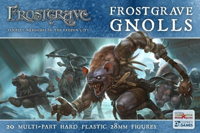 Gnolls, Frostgrave