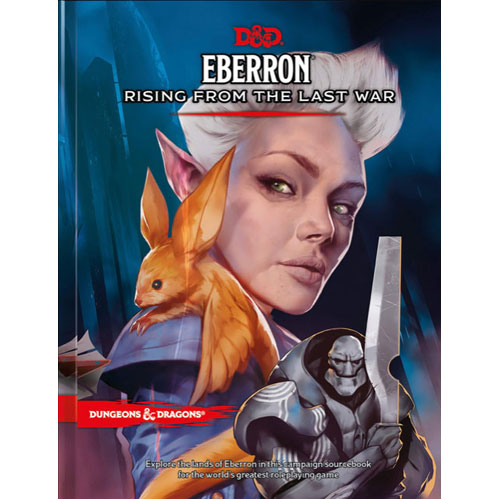 Eberron: Rising From the Last War, D&D
