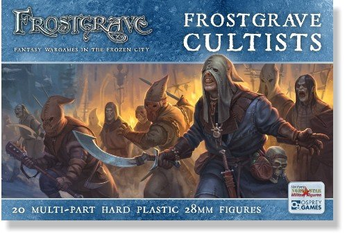 Cultists, Frostgrave